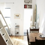 How a Couple Lives in a 240-square-foot Apartment   New York City Chronicles   Scoop.it