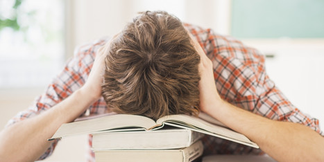 4 Ideas to Help Students Navigate Their Anxiety | Education Matters | Scoop.it