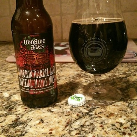 Bourbon Barrel Aged Imperial Mayan Mocha | The Mayans and 2012 | Scoop.it