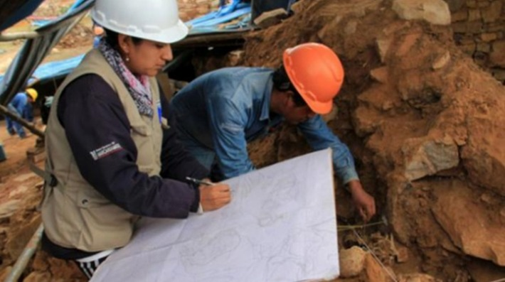 Human remains found in walls of Wari complex | The Archaeology News Network | Kiosque du monde : Amériques | Scoop.it
