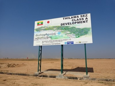Thilawa shares ready for launch