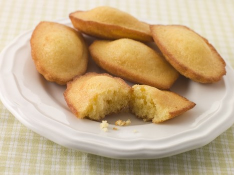 You're Doing It Wrong: Madeleines - Slate Magazine (blog) | Cookie Baking | Scoop.it