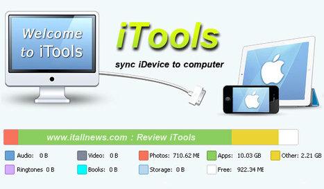 Review iTools : วิธี Sync iPhone, iPad ข้อมูล,เพลง,รูป โดยไม่ต้องใช้ iTunes | iTAllNews | Scoop.it