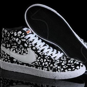 Hot Sale Black Nike Blazers Men Shoes Sale Uk C