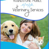 Mobile Vet Service provides complete range of Veterinarian services at-home