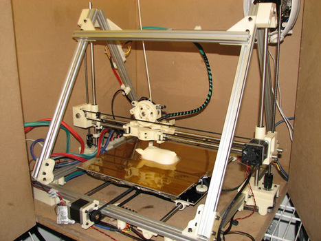 It's time to step forward – BCN3D – The new 3D Printer | 3D Printing and Fabbing | Scoop.it