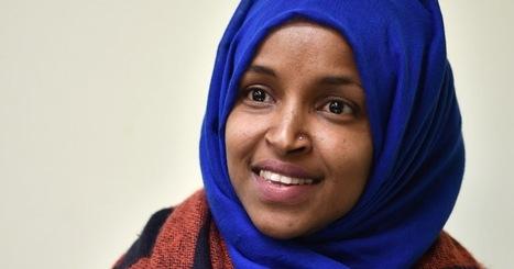 Ilhan Omar will be nation's first Somali-American legislator | Human rights | Scoop.it