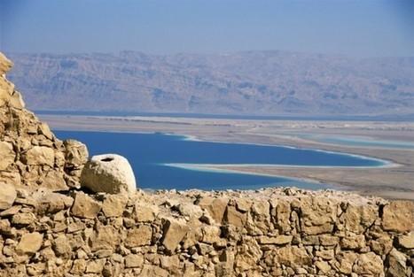 Le déclin de la mer Morte, expliqué aux enfants | Olisoca40 | Scoop.it
