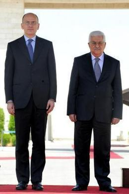 Italy vows to stand by Palestinians - Politics Balla | Politics Daily News | Scoop.it