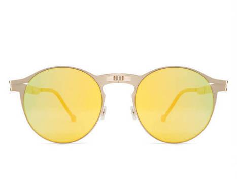 c7455543642 Balto    Gold   Tangerine - EDA Frames USA