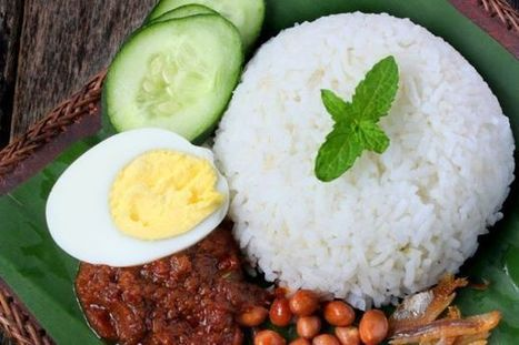 Nasi lemak listed in TIME Magazine's healthy breakfasts    Malaysian Things   Scoop.it