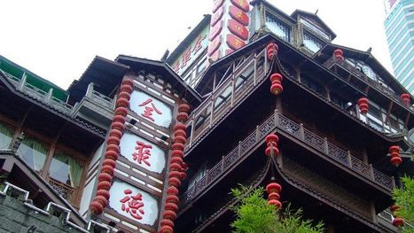 BBC - China Production Stories - City Architecture Snapshots | ks3humanities | Scoop.it