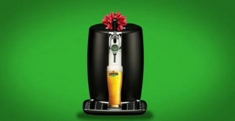 Heineken Launch Brilliant Christmas Gift Campaign On Facebook   Tisanas   Scoop.it