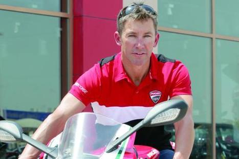 Troy Bayliss interview: 'I don't have regrets, I did it the hard way' | sport360.com | Desmopro News | Scoop.it