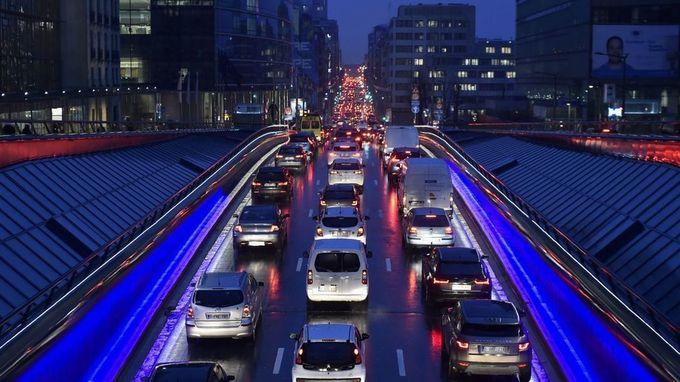 Los Angeles, Moscou et New York, villes les plus embouteillées, Bruxelles 101e mondiale