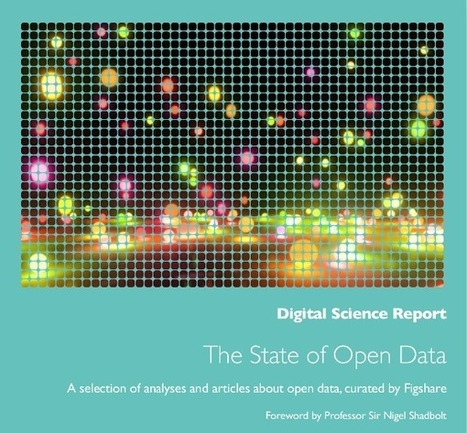 Survey: open data already a reality for scientific researchers | Joinup | Open Knowledge | Scoop.it