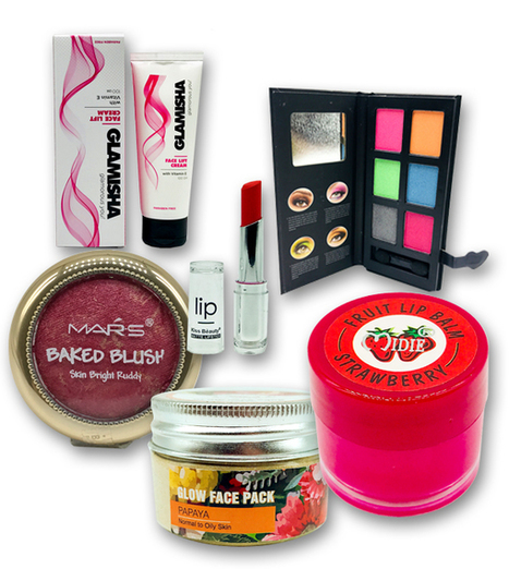 Buy Box Fetish Makeup Combo Online at Low Prices   Beauty Subscription Box   Scoop.