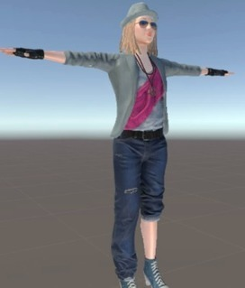 """How New Virtual World """"space"""" Enables High Detail in its Mesh-Based Avatar Enhancements 