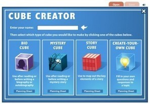 Synthesize with the Cube Creator | 21st Century Technology Integration | Scoop.it