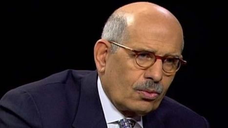 Military #attack cannot #stop #Iran #nuclear #program:  former #head of #IAEA | From Tahrir Square | Scoop.it