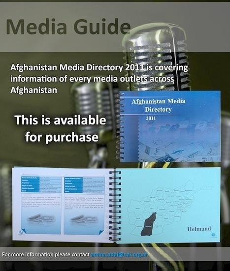 First Afghan Media Directory released | Afghan Women in Media | Scoop.it