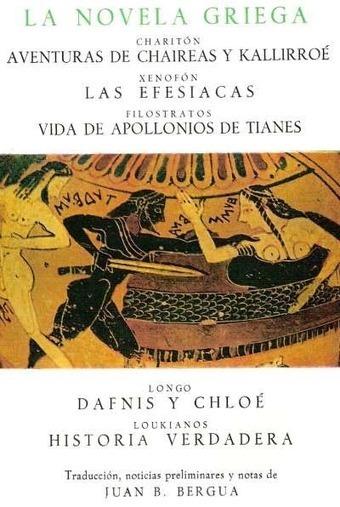 Novela griega antigua | maria | Scoop.it