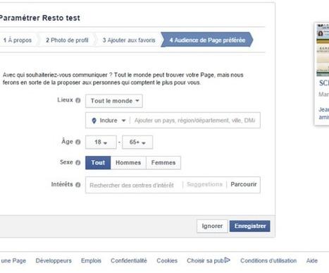 Tutoriel : créer sa page Facebook | Outils CM, veille et SEO | Scoop.it