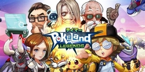 pokeland legends for android