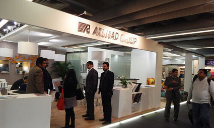 Exhibition Stand Contractors In Kuwait : Exhibition stand builder booth design kuwait