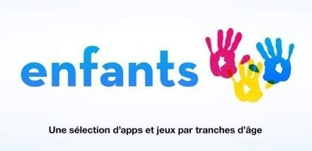 """L'AppStore a une nouvelle """"catégorie"""" enfants. Enfin, """"sort of"""" - DeclicKids, applis enfants - catalogue critique d'applications iPad iPhone Android Web   LibraryLinks LiensBiblio   Scoop.it"""