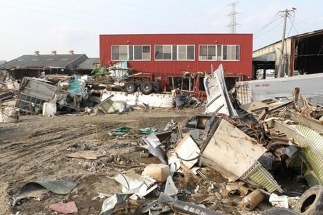 Avec les Japonais, sous la pluie | Nathalie Kosciusko-Morizet | Japon : séisme, tsunami & conséquences | Scoop.it