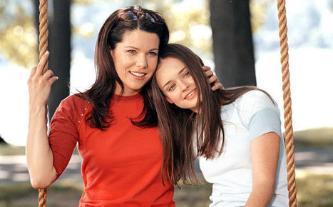'Gilmore Girls' showed mothers and daughters as best friends | Staying Together | Scoop.it