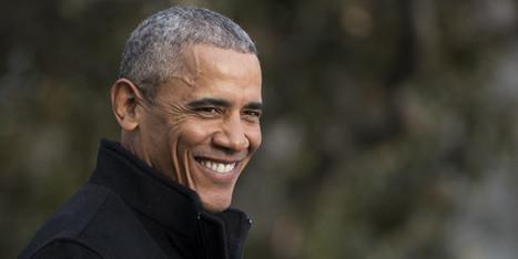 Les livres furent le refuge de Barack Obama à la Maison Blanche | Thrillers + | Scoop.it