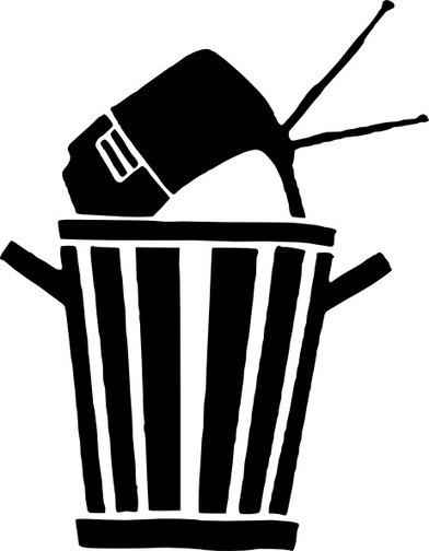 """Résistance active – De plus en plus de sympathisants de la """"complosphère"""" ont mis la télévision à la poubelle   Indignations & GLOBAL(R)EVOLUTION   Scoop.it"""
