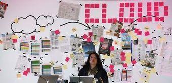 Le Cloud computing s'impose dans les entreprises françaises | Cloud computing (Fr) | Scoop.it