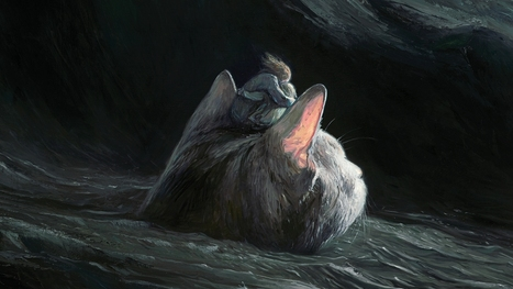 How Shaun Tan transformed children's literature | Reading discovery | Scoop.it