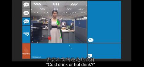 REGARDS SUR LE NUMERIQUE | Un assistant numérique pour ceux qui parlent la langue des signes | Pour les sourds, et les autres... | Scoop.it