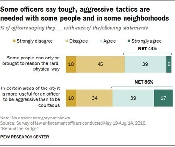 Key findings on how police view their jobs amid protests and calls for reform | Police Problems and Policy | Scoop.it