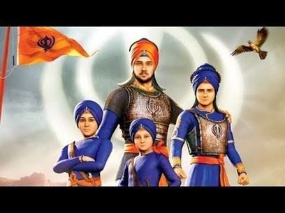 download Chaar Sahibzaade - Rise of Banda Singh Bahadur free full version in hindi