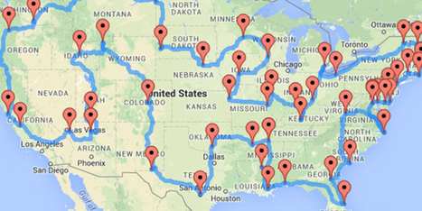 You'll Be Able to See All 47 National Parks Along This Insane Road Trip | Conformable Contacts | Scoop.it