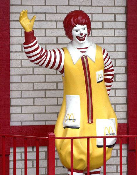 Clowning Around With Charity: How McDonald's Exploits Philanthropy and Targets Children | Philanthropy and sustainable projects | Scoop.it