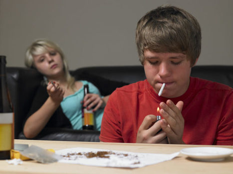 Fewer young people in drug & alcohol treatment | Library@CSNSW | Scoop.it