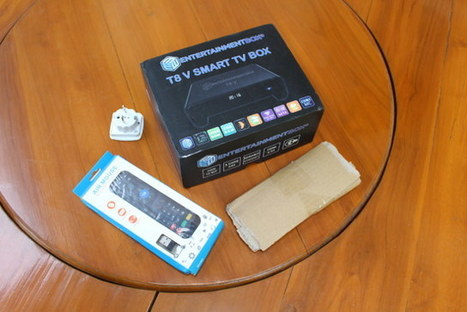 Review of Ebox T8 V Amlogic S912 TV Box with SATA Bay – Part 1: Specs, Unboxing and Teardown | Embedded Systems News | Scoop.it