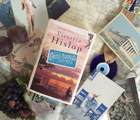 Stories of #Greece, plus we chat to author Victoria #Hislop | travelling 2 Greece | Scoop.it