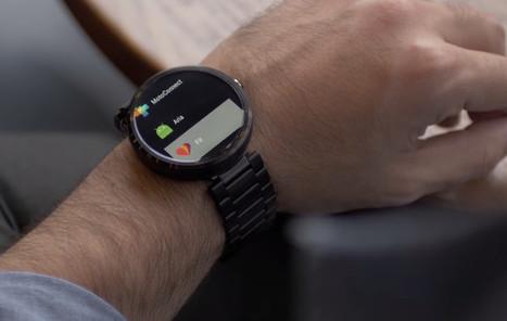 Aria propose de contrôler sa montre connectée sans la toucher ! | Hightech, domotique, robotique et objets connectés sur le Net | Scoop.it