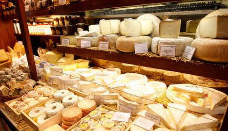 Les crémiers-fromagers veulent être reconnus comme artisans | The Voice of Cheese | Scoop.it
