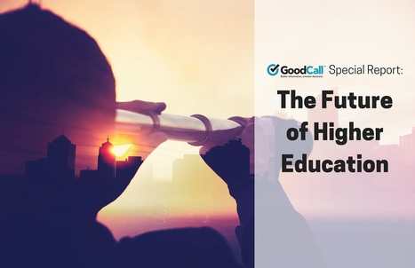 What Will Higher Education Look Like 5, 10 or 20 Years from Now? | TRENDS IN HIGHER EDUCATION | Scoop.it