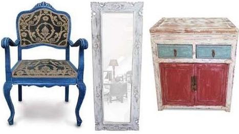 Como hacer muebles vintage trendy tambin pueden buscar muebles with como hacer muebles vintage - Hacer muebles baratos ...