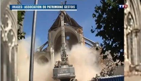 Eglises menacées Les images de TF1 | Patrimoine-en-blog | L'observateur du patrimoine | Scoop.it