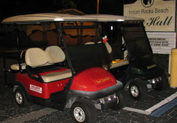 Indian Rocks Beach talks golf carts - Tampa Bay Newspapers | clearwater | Scoop.it